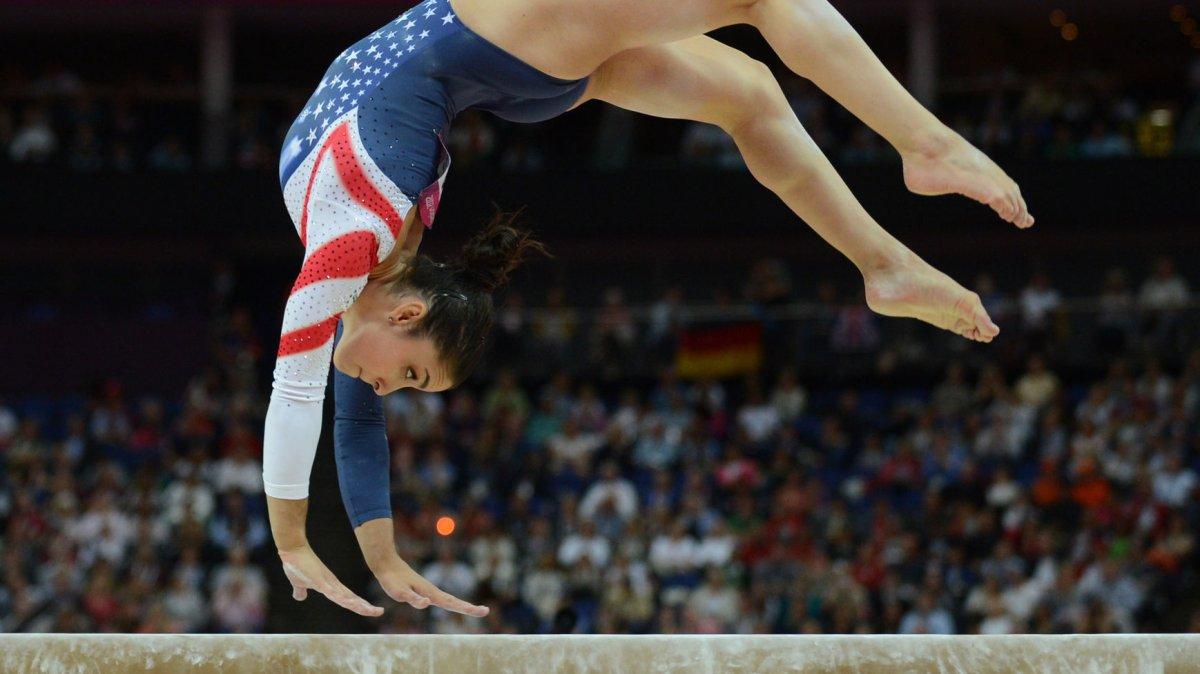 Aly Raisman Wins Two Gymnastics Medals For Usa Upi Com
