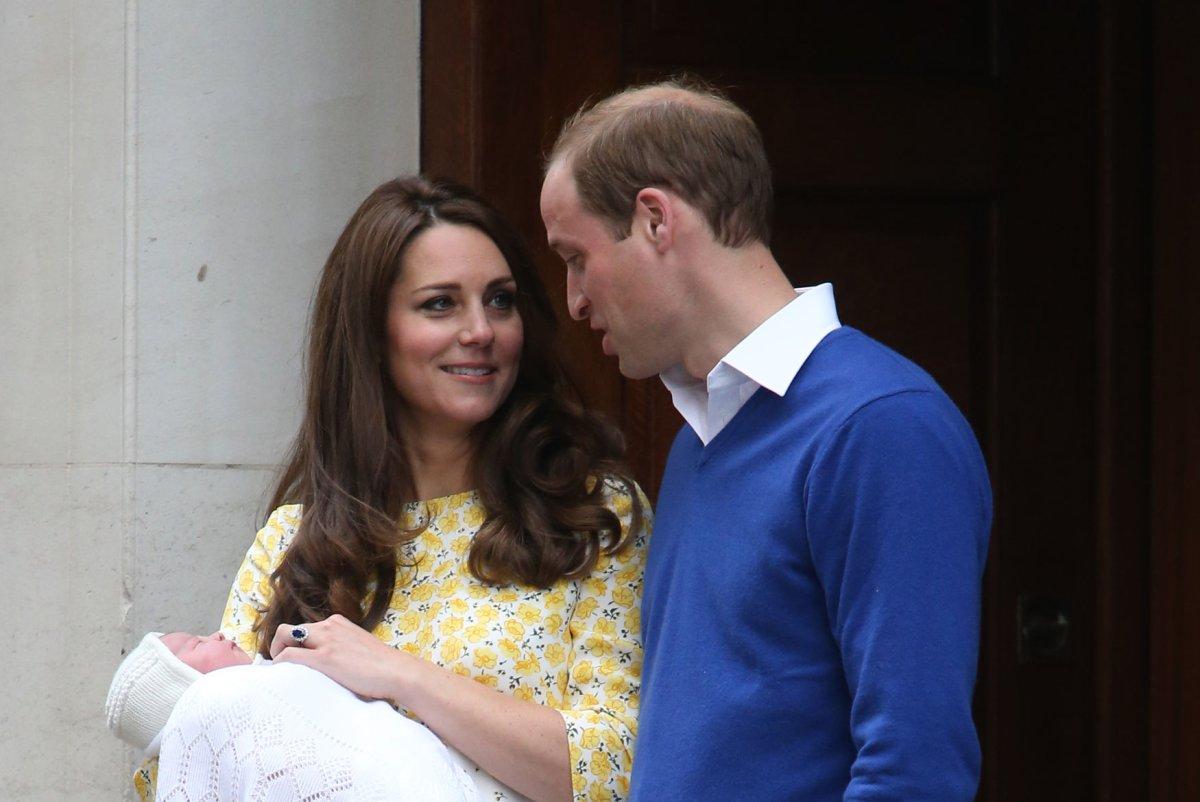 Royal baby born: Duchess Kate gives birth to a girl - UPI.com