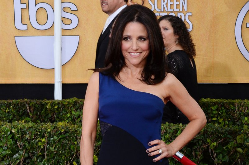 Julia Louis-Dreyfus Rolling Stone cover tattoo needs