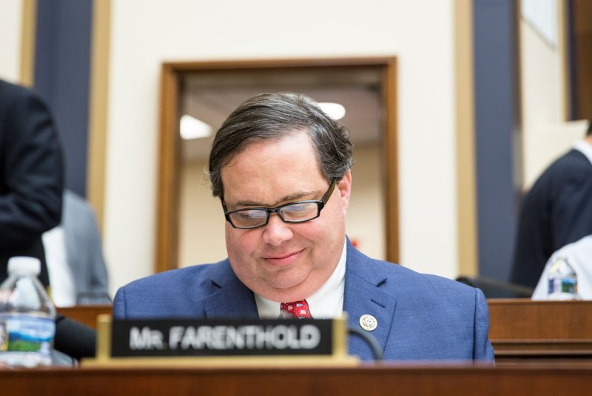Texas' Farenthold won't seek House re-election amid scandal