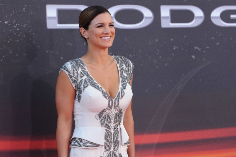 Gina Carano spotted with ex Henry Cavill in Rome - UPI.com