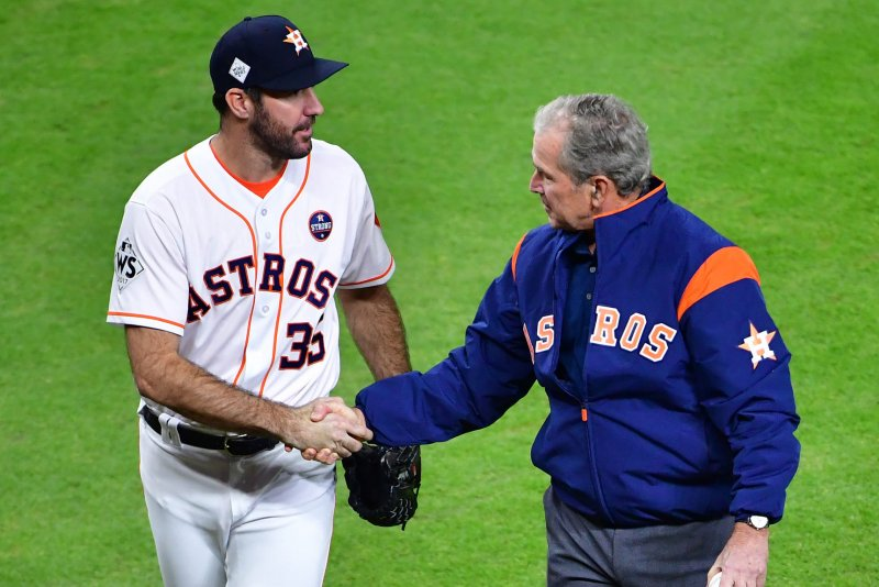 Watch Justin Verlander Buys K Car After Winning World Series Marrying Kate Upton Upi Com