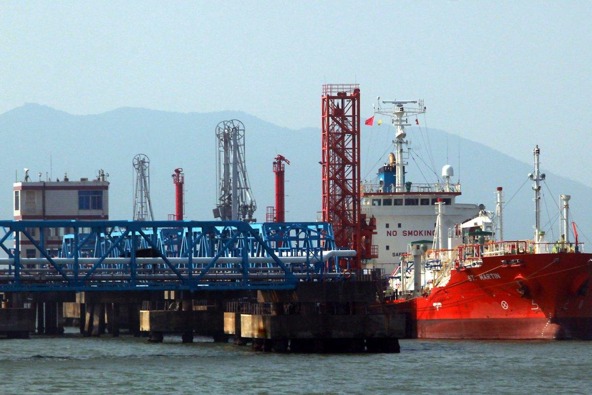 V Marine Fuels Australian company pus...
