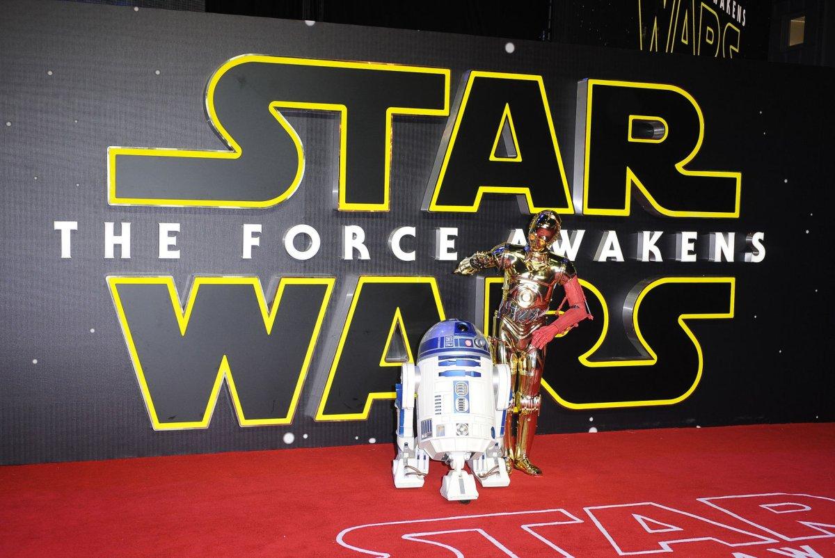 Star wars gross to date in Australia