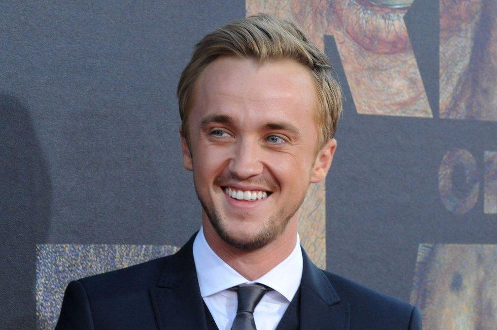Draco Malfoy actor pokes fun at Kim Kardashian's blonde hair