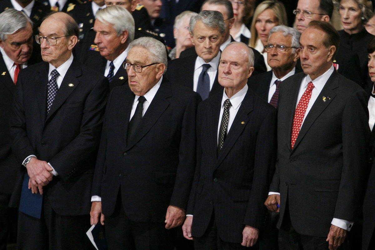 Former national security adviser Brent Scowcroft dies at...