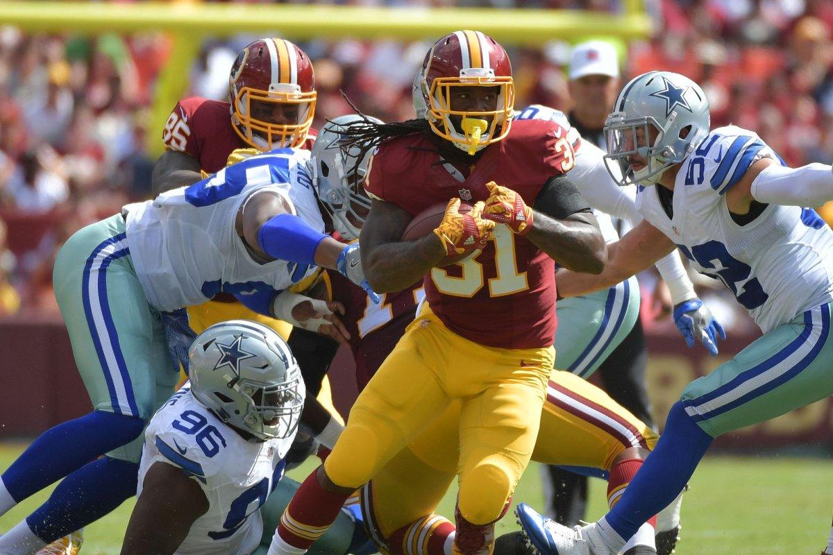 3096e18d013 Dallas Cowboys vs Washington Redskins  recap