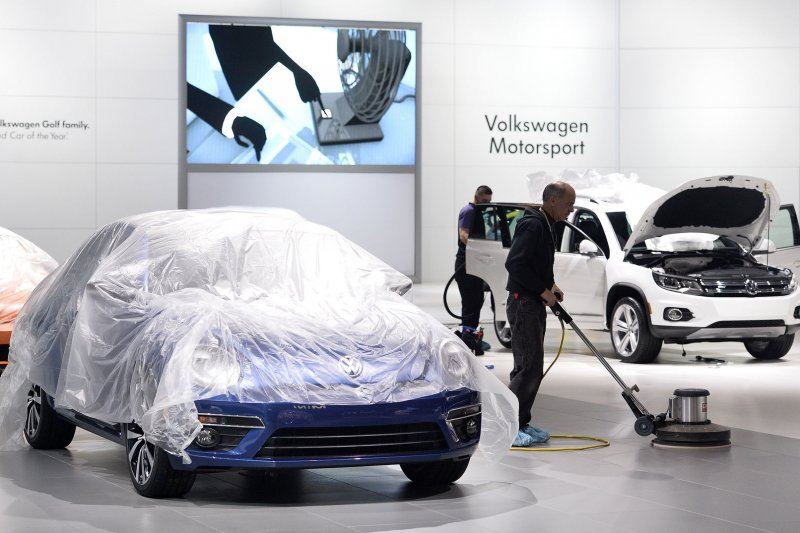 vw exec charged  emissions scandal claims    minor player upicom