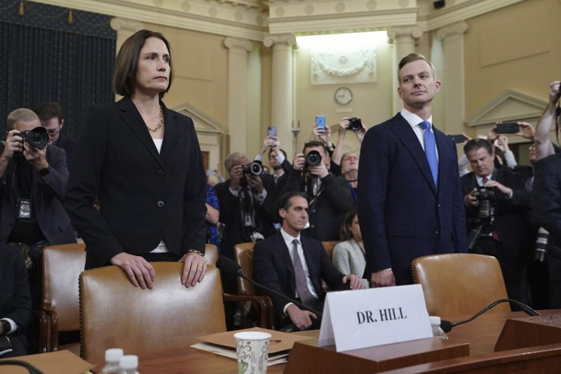 Watch live: Fiona Hill tells impeachment panel Russia ...