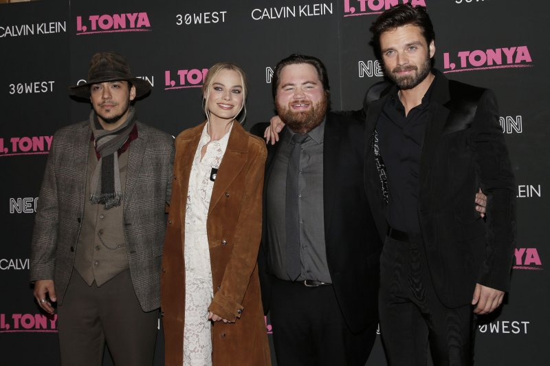 Margot Robbie says she got 'carried away' during 'I, Tonya' fight