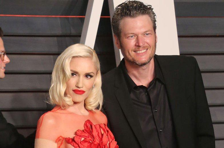 Blake dating gwen