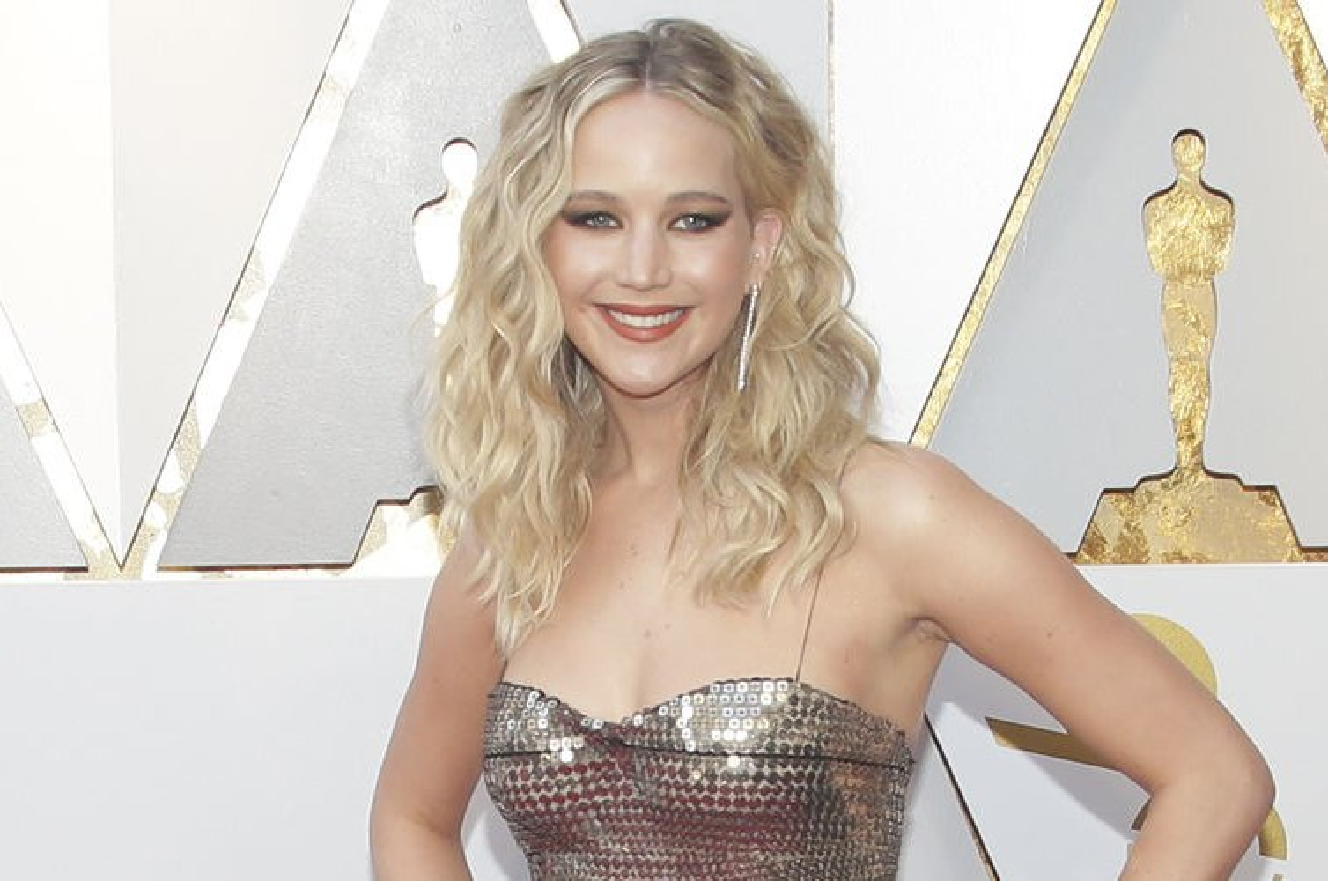 Jennifer Lawrence enga... Jennifer Lawrence Boyfriend Cooke Maroney
