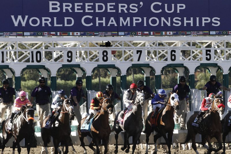 Breeders' Cup report on fatal injury at BC Classic cites pre-existing conditions - UPI.com