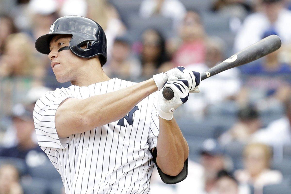 Watch New York Yankees Of Aaron Judge Hits 29th Homer