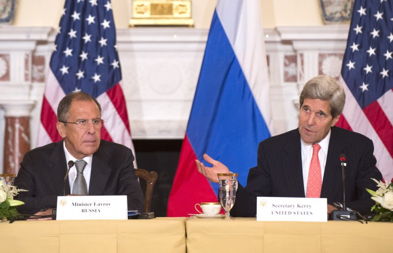 Kerry And Lavrov Settling Technical Issues On New Syria Agreement