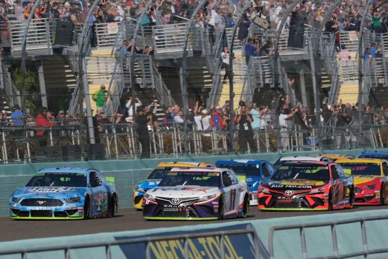 Kyle Busch wins second NASCAR Cup title at Homestead-Miami Speedway - UPI News