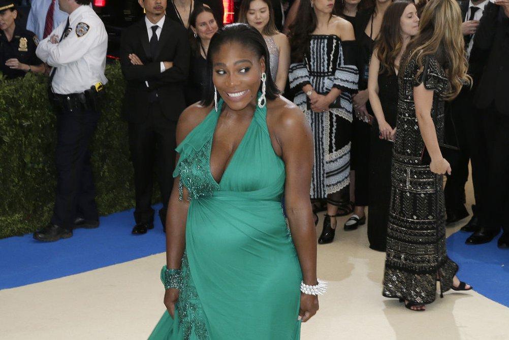 Serena Williams Throws U002750s Baby Shower With Ciara, Sister Venus   UPI.com