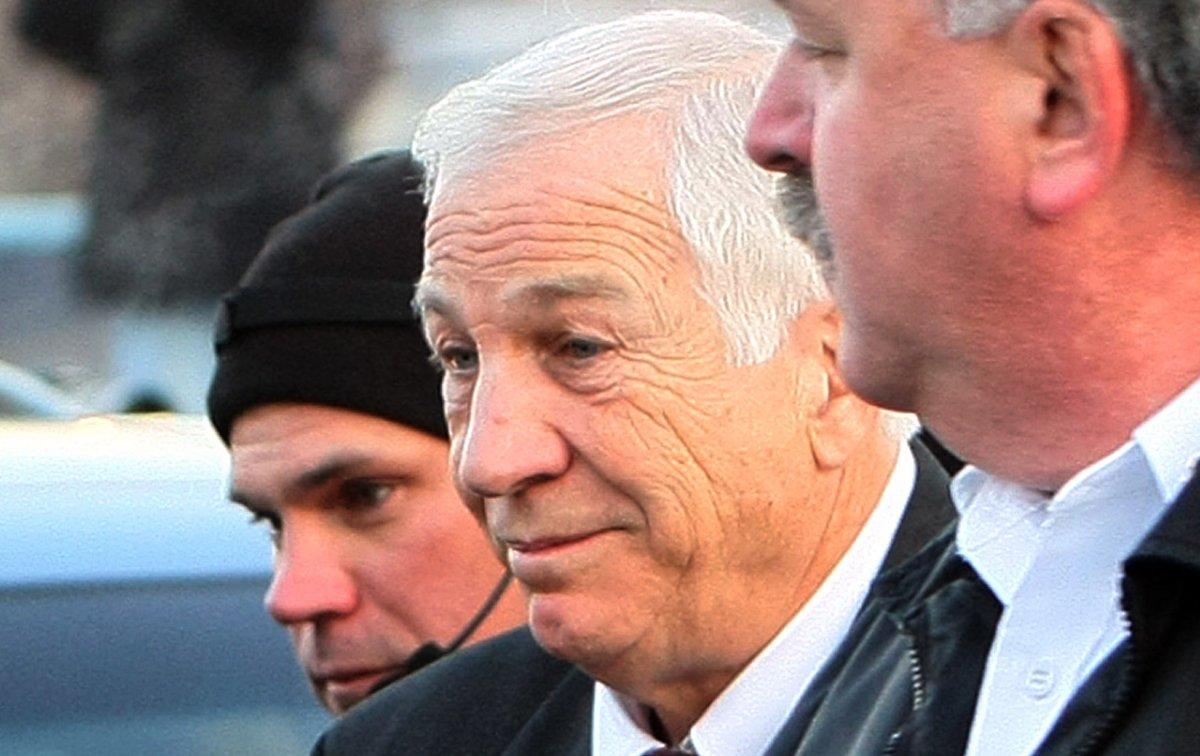 penn state sex scandal report in Blackburn