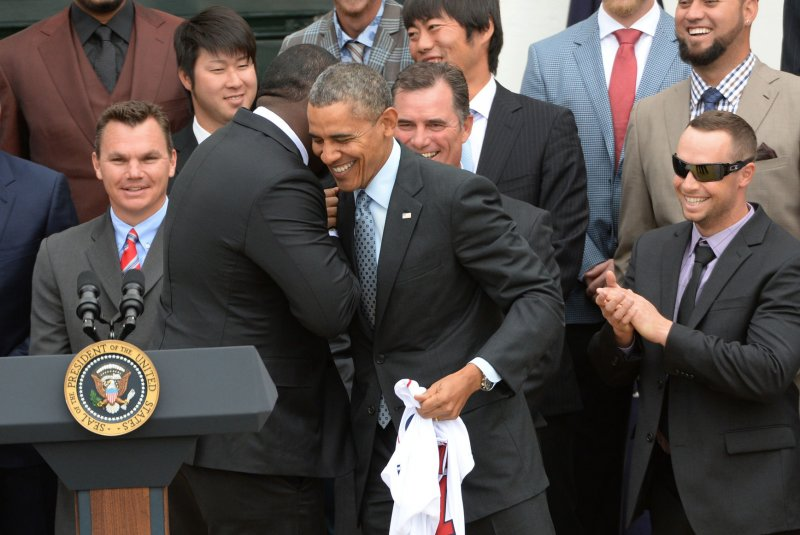 2c049763097 Red Sox honored at White House - UPI.com