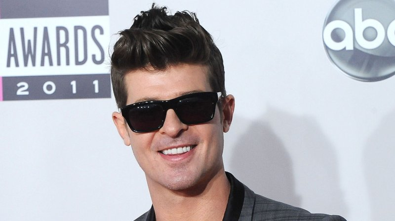 Robin Thicke opens up about upcoming album 'Blurred Lines ...