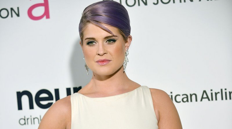 Kelly Osbourne designing plus-size clothes