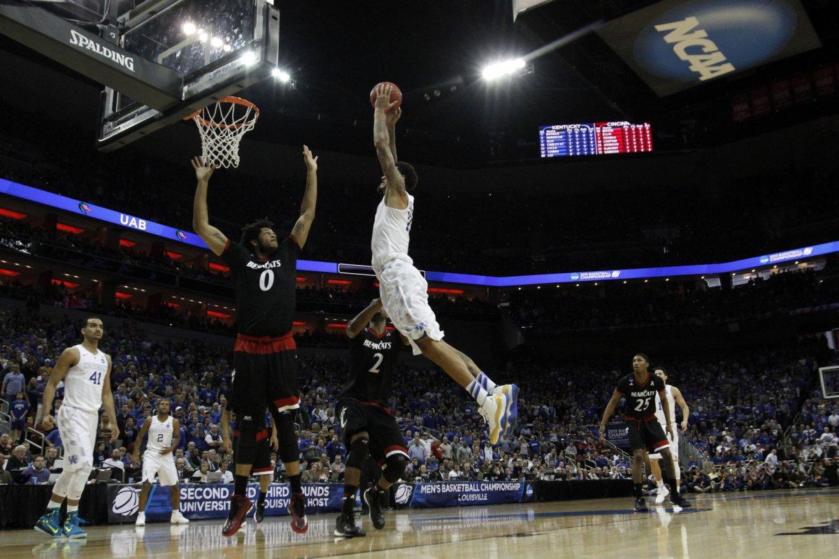 New NCAA title odds: Kentucky even money favorite - UPI.com