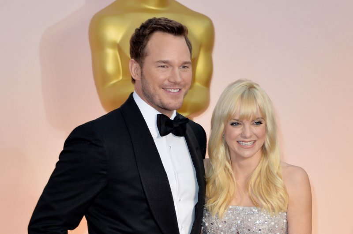 Anna Faris dated 'narcissists' before marrying Chris Pratt - UPI com