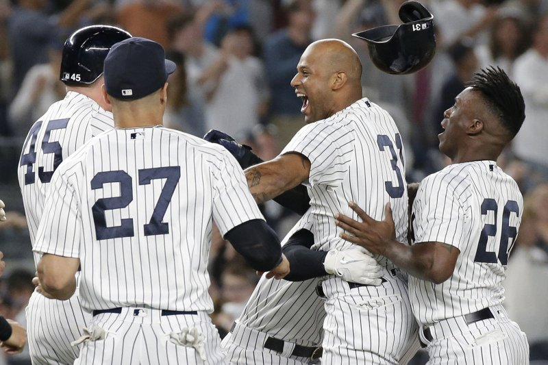 Yankees look for 100th win against Red Sox - UPI.com