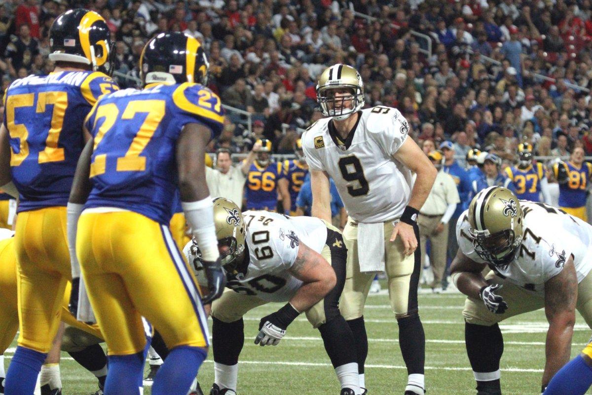 Mercedes Benz St Louis >> New Orleans Saints vs Los Angeles Rams: prediction ...