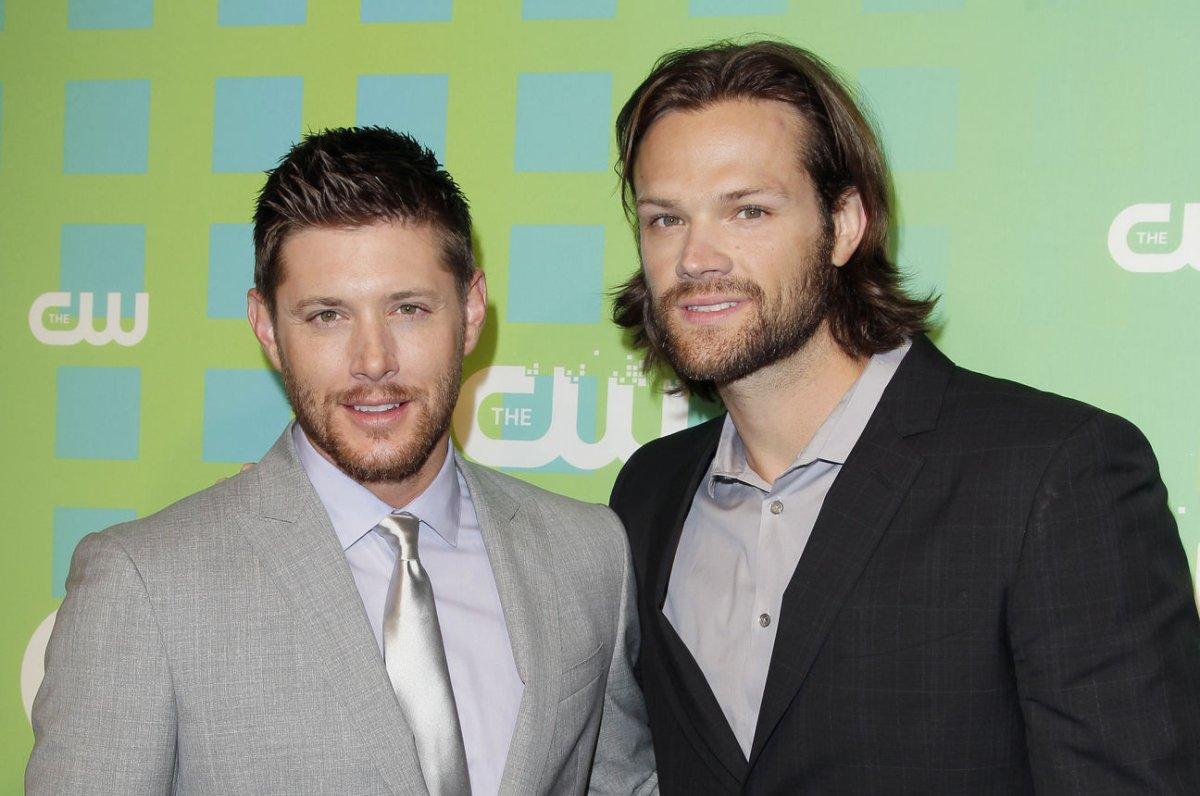 'Supernatural' star Jensen Ackles introduces his newborn ...