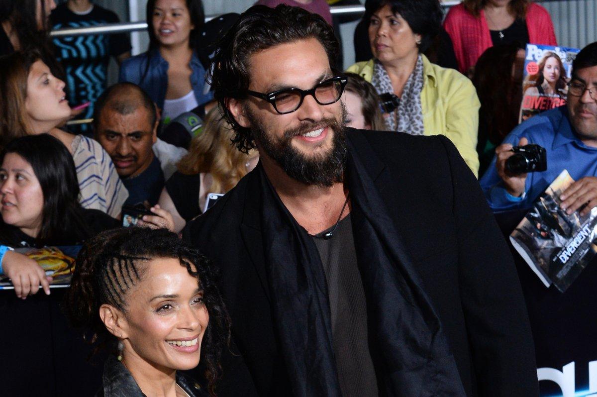 Zoe Kravitz Attends Gala With Parents Lisa Bonet Lenny