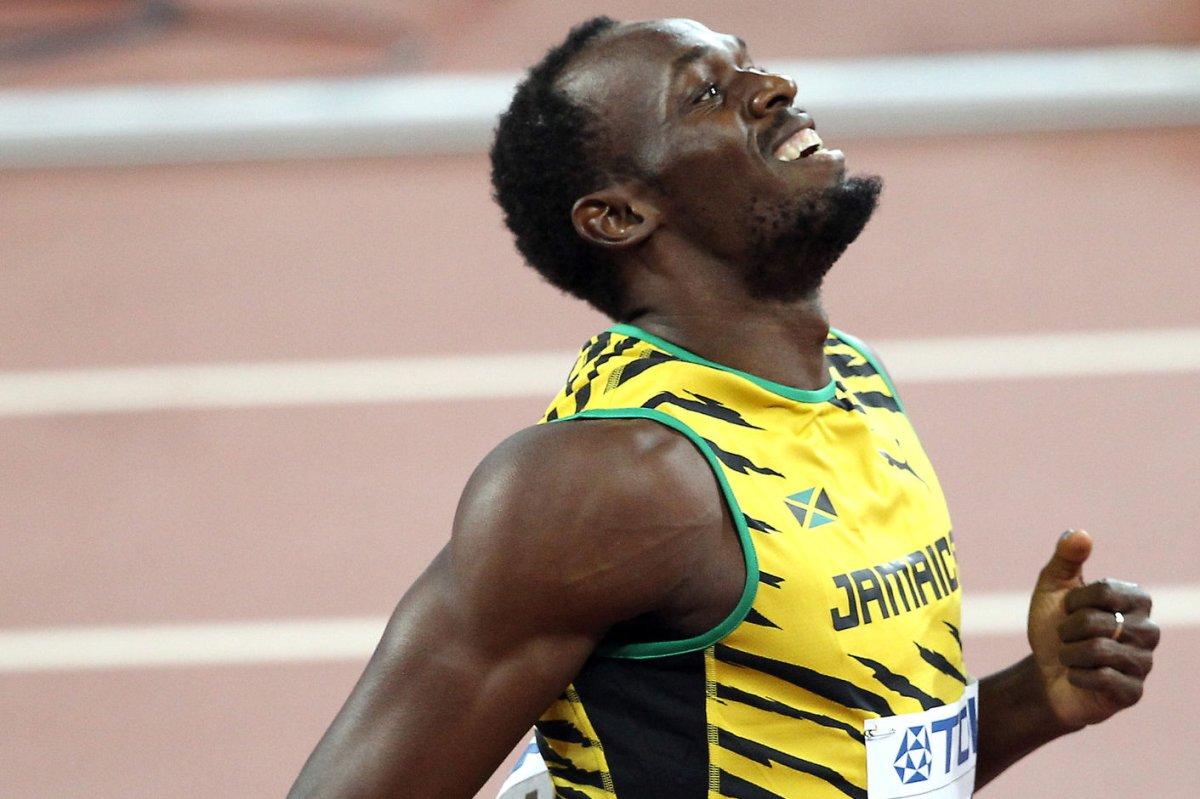 Jamaica's Usain Bolt stars in return from injury - UPI.com