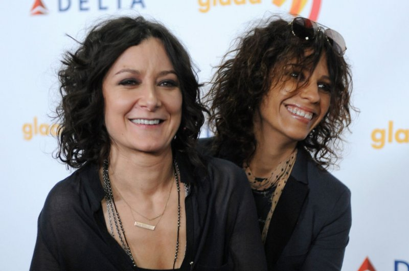 Sara Gilbert and wife Linda Perry welcome baby boy - UPI.com