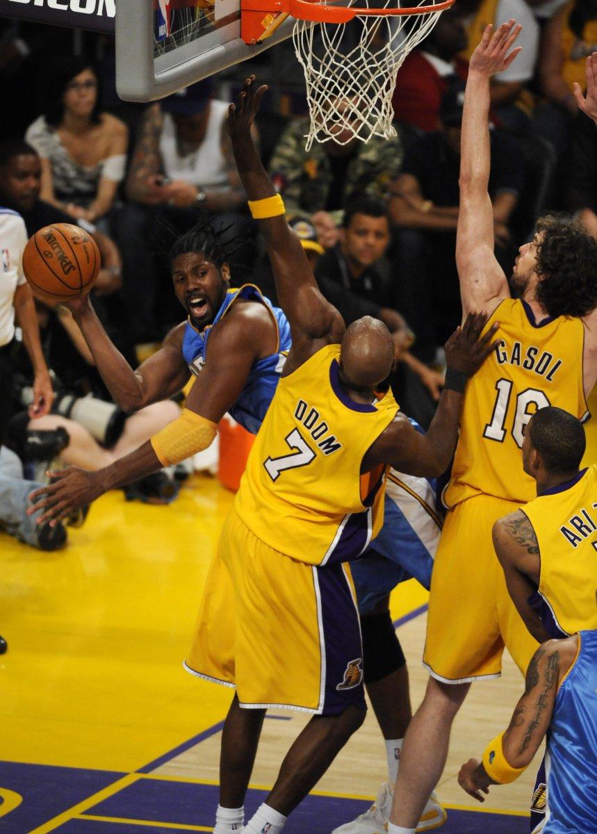 NBA: Denver 106, LA Lakers 103 - UPI.com
