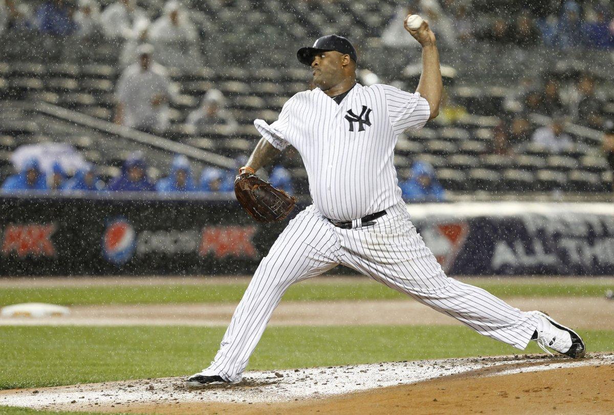 MLB: Detroit at N.Y. Yankees, suspended - UPI.com