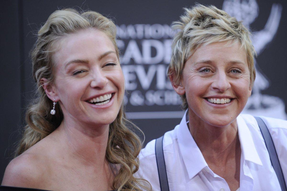 Portia De Rossi Ellen Degeneres Buy New Condo Amid