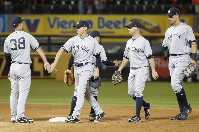 New York Yankees try to build on series-opening win over Chicago White Sox