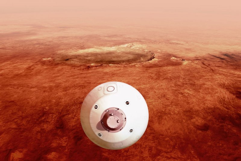 Perseverance rover begins approach to Mars atmosphere ...