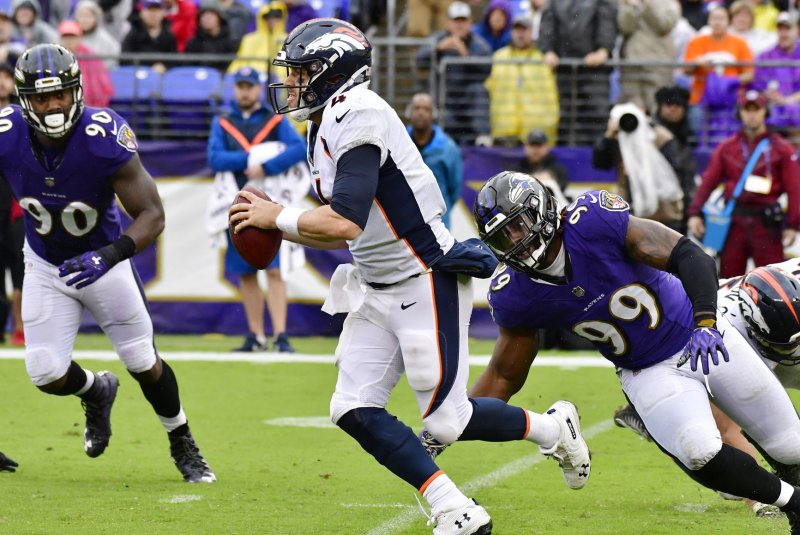 'Resilient' Baltimore Ravens top Denver Broncos