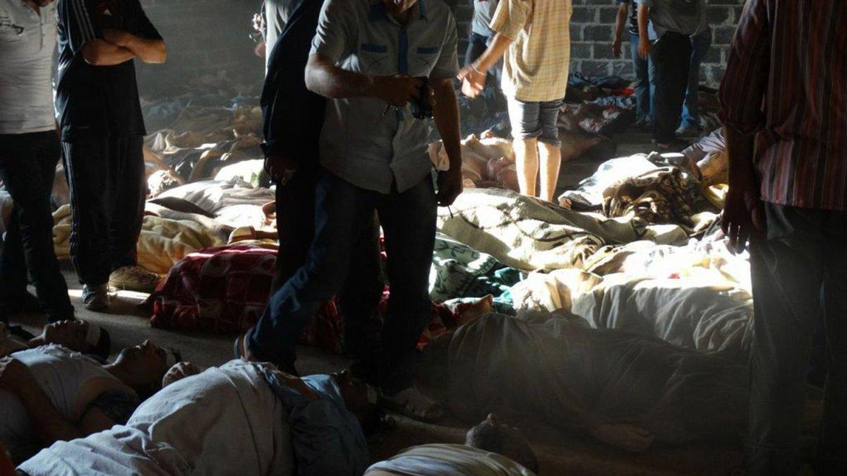 Syria Snipers Strike Un Chemical Weapons Team Upi Com