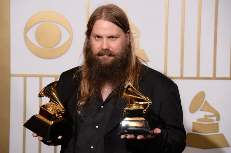 Chris Stapleton Wife Morgane Expecting Twins Upi Com