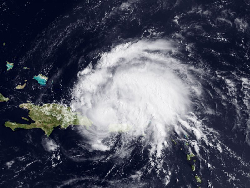 Tropical Storm Irene forms in Caribbean - UPI.com