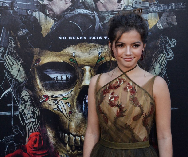 Look: Paramount releases first photo of Isabela Moner from ...