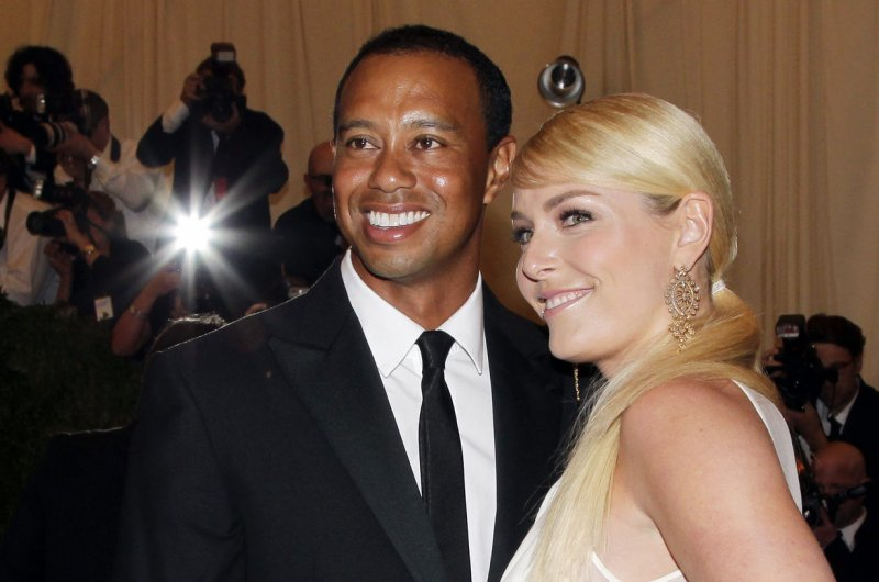 tiger woods u0026 39  girlfriend  lindsey vonn  is close with his