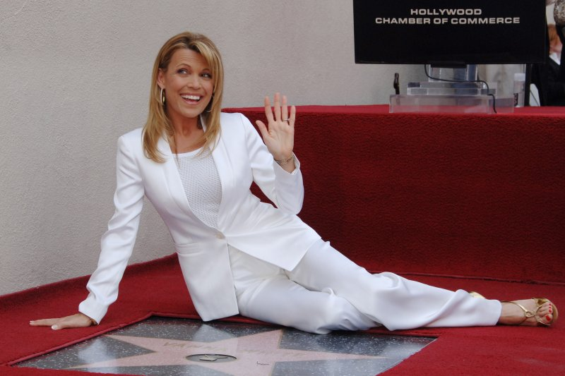 Wheel Of Fortune Star Vanna White Laughs Off Dress