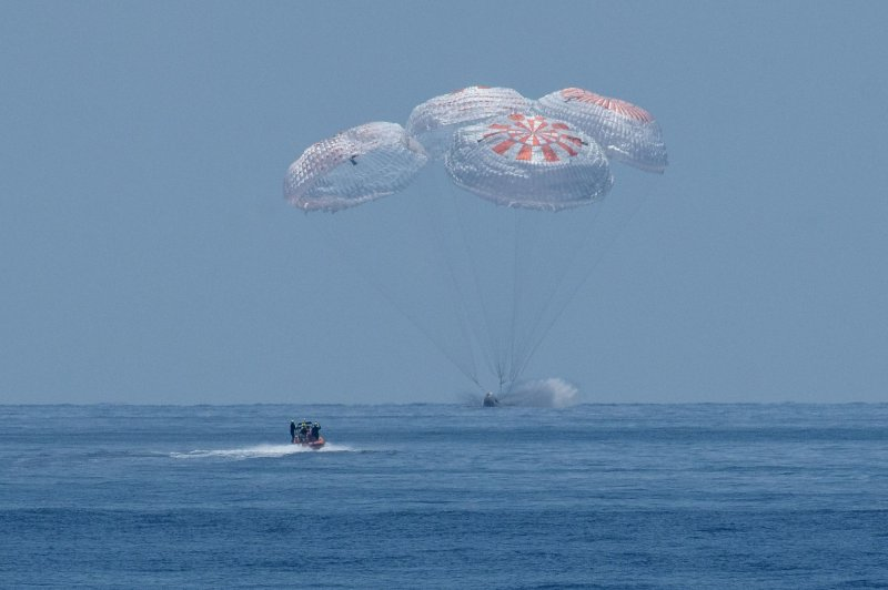 NASA prepares Dragon capsule for first reuse with astronauts - UPI News