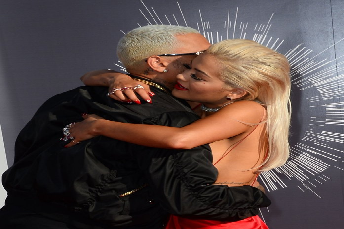 Jim Brown Basketball >> Rita Ora on 'love' for Chris Brown: 'He's a good person