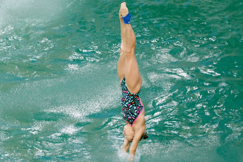 Olympics Officials Blame Green Pool Water In Rio On