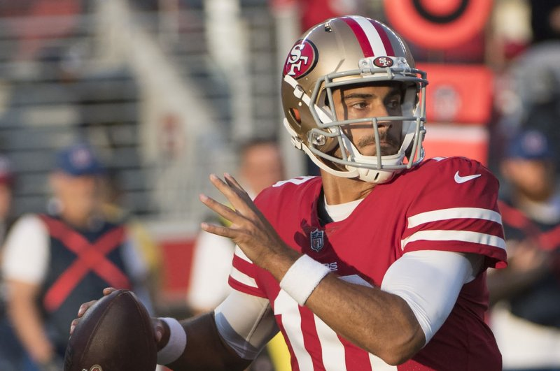49ers QB Jimmy Garoppolo suffers major knee injury