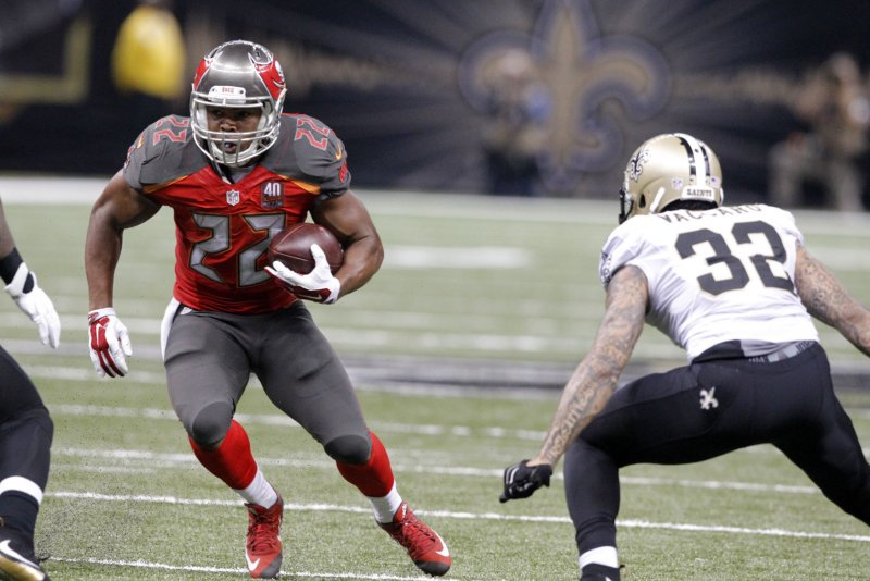 NFL suspends Tampa Bay Buccaneers' Doug Martin for substance abuse